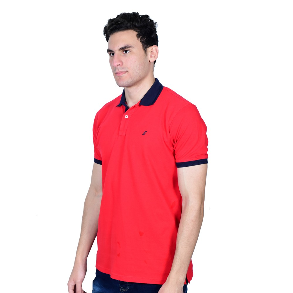 POLO-T-SHIRT-ST-CT-1705-RED-2